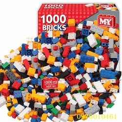 Đồ chơi xếp hình Lego 1000 chi tiết