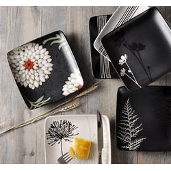 Đĩa gốm sứ phong cách Nhật bản, chụp đồ ăn đẹp mê ly