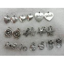 20 mặt kim loại làm vòng handmade-MP1
