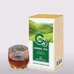 Trà thảo mộc giảm cân Herbal Tea G3