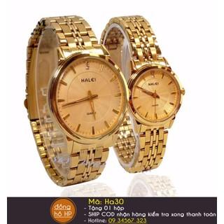 Đồng hồ đôi dây vàng - 318 thumbnail