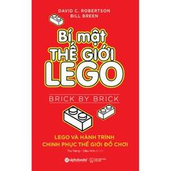 Cuốn sách Bí mật thế giới LEGO