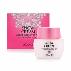 Kem Dưỡng Trắng Da Essance Snow Cream Chăm Sóc Da
