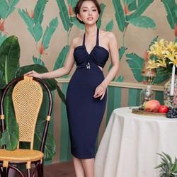 Đầm cúp ngực đẹp thiết kế tôn dáng X0531