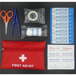 bộ dụng cụ sơ cứu y tế