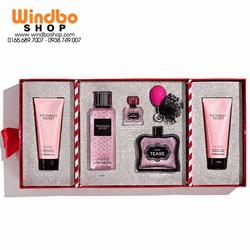 Set 5 Món Tease Victoria Secret Deluxe Gift Set - thanh Lý