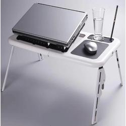 Bàn kê laptop đa năng E-Talbe có quạt tản nhiệt bằng nhựa ABS Cao cấp