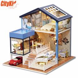 Mô hình nhà gỗ Diy Cute Room A-061