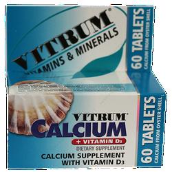 VITRUM® Calcium 500 + Vitamin D3