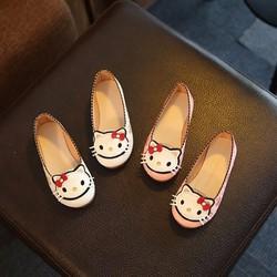giày lười hello kitty cho bé
