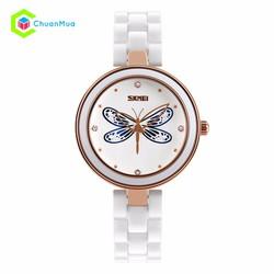 Đồng hồ dây đá, lắc tay, vòng tay Nữ Skmei SK-9131