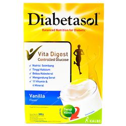 Sữa Tiểu đường  Diabetasol 180g Vanilla