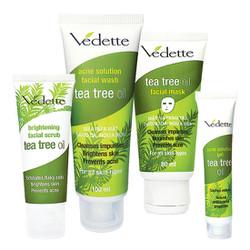 Bộ sản phẩm dành cho da mụn chiết xuất từ Tea Tree Oil