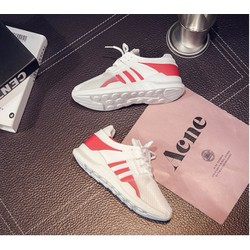 giày thể thao nữ siêu nhẹ  3 màu đen ,hồng ,trắng