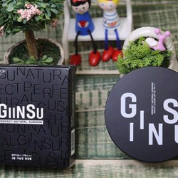 Phấn nước siêu ma thuật Ginsu Perfect Natural Cushion