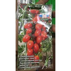 Hạt giống Cà chua bạch tuộc Nga