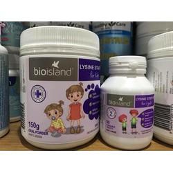 Lysine phát triển chiều cao cho bé