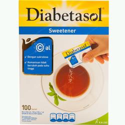 Đường Ăn Kiêng  Diabetasol Sweetener 50g 50