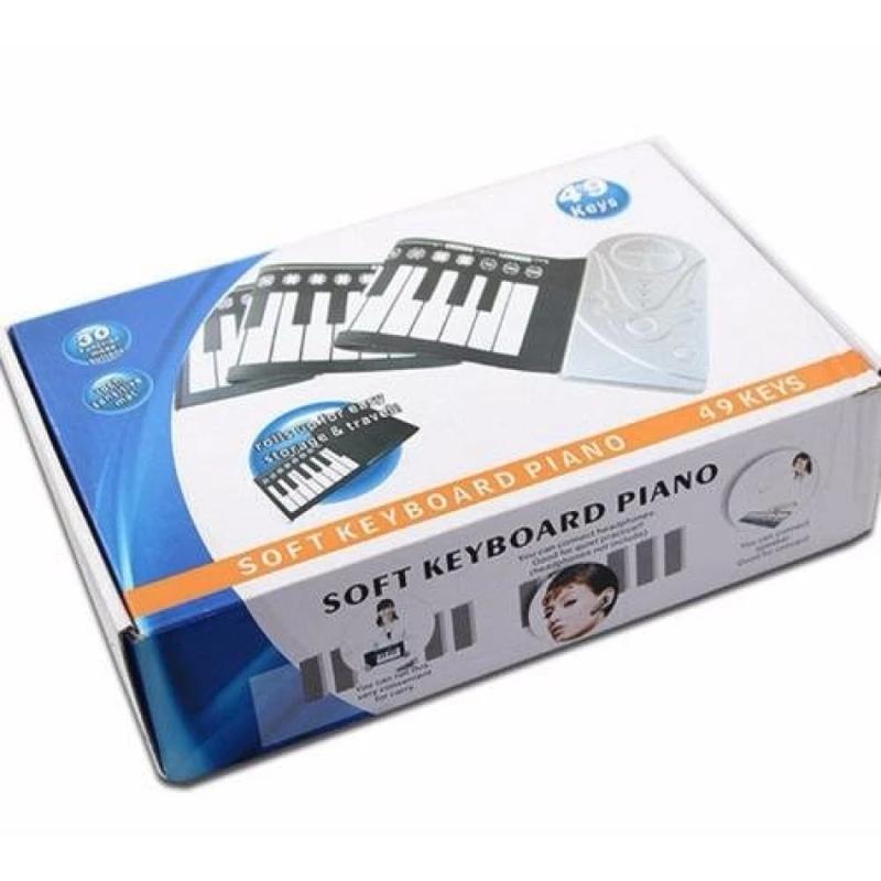 Đàn piano - Đàn Piano Cuộn Soft Keyboard Piano 49 Keys 4