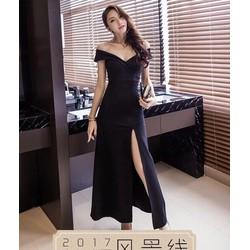Đầm dạ hội dự tiệc cao cấp hàng nhập