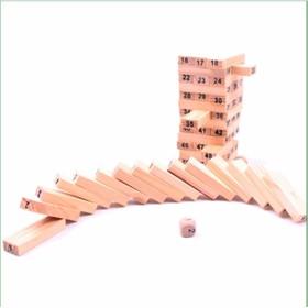 Bộ đồ chơi rút gỗ trí tuệ - Bộ đồ chơi rút gỗ trí tuệ