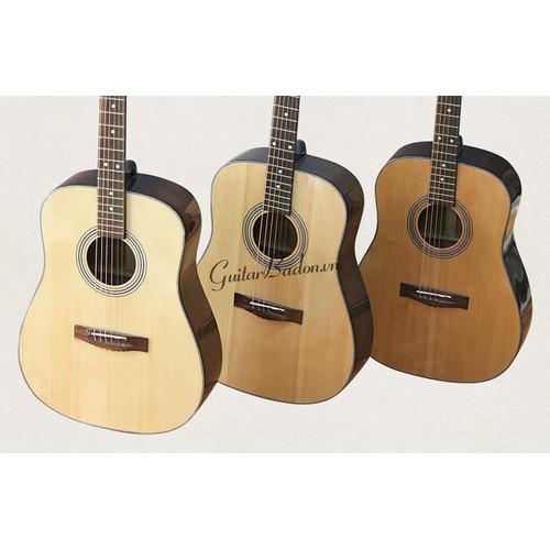 Ba Đờn Guitar Acoustic D-100