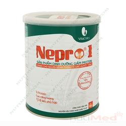 Sữa Nepro 1  Bệnh Suy Thận 400g