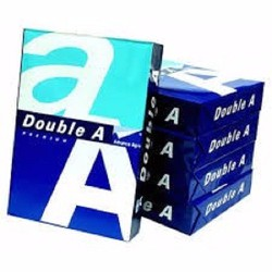 Giấy Doube A A4 70Gsm là loại giấy trắng đẹp nhất trên thị trường