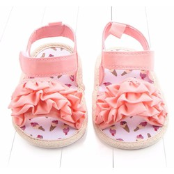 Sandal tập đi que kem mùa hè cho bé gái