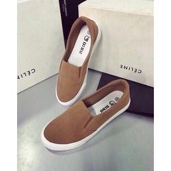 Giày mọi thời trang nữ hàng nhập - LN1358