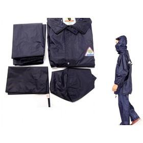 Bộ Quần áo đi mưa vải dù siêu bền - QAM2020