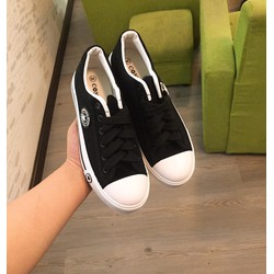 Giày bata logo ngôi sao hàng nhập cao cấp