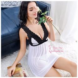 Đầm ngủ gợi cảm giá rẻ VNS319B