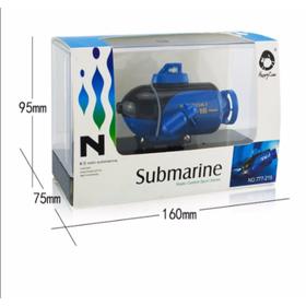 Tàu Ngầm điều khiển từ xa 4 chiều Kilo Submarine cao cấp - tàu ngầm kilo
