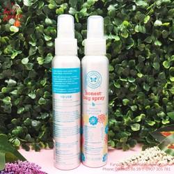 Xịt chống côn trùng The Honest Bug Spray 118ml
