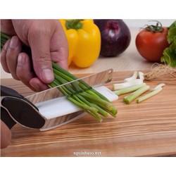 Dao cắt hành lá, rau xanh đa năng