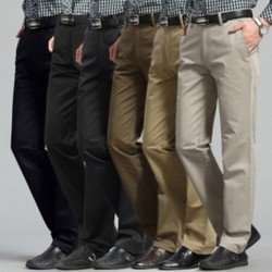 Quần kaki trung niên tặng quần lót nam cao cấp