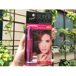 Mascara 2 đầu Mistine Super Model 400