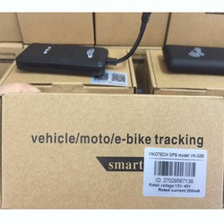 Thiết bị định vị cho oto, xe máy GPS tracker VIKOTECH