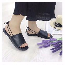 giày sandal quai ngang 2454