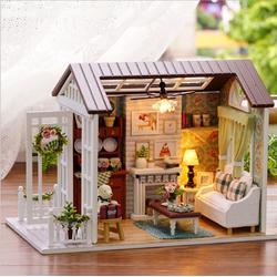 Mô hình nhà gỗ đẹp mắt DIY Nhật Bản - Warm house