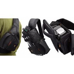 Túi máy ảnh Case Logic 205_MÀU ĐEN, MÀU XÁM TRẮNG