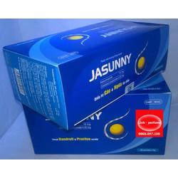 chính hãng Jasunny hộp 50 gói - dầu gội trị gàu