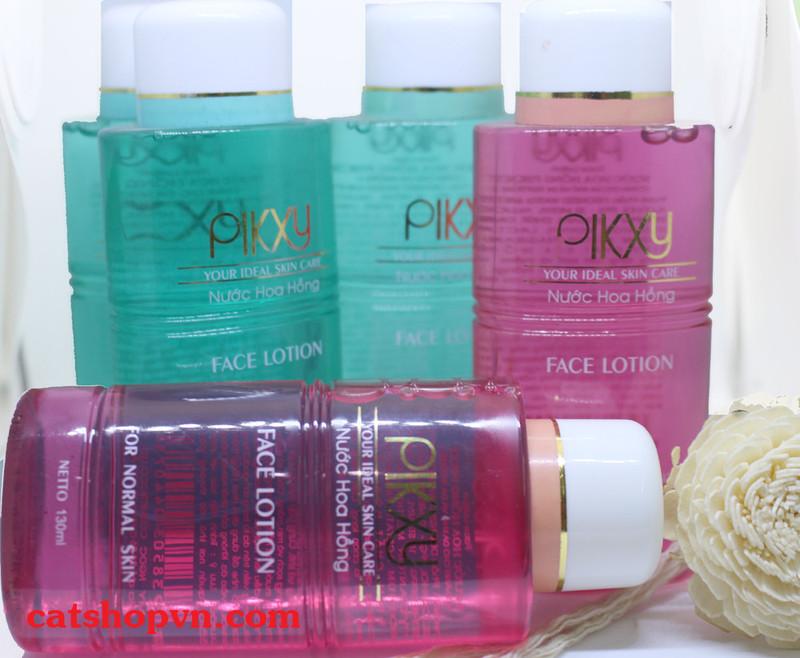 Nước hoa hồng Pikxy 4