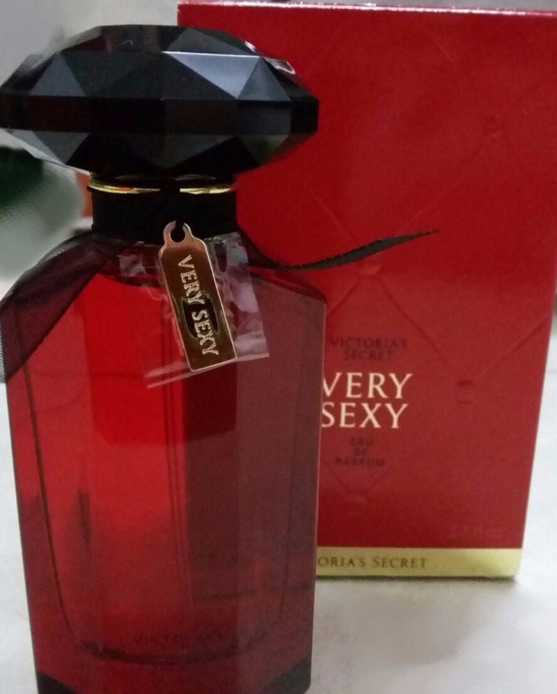 Nước hoa nữ Very Sexy Victorias Secret eau de parfum 50ml 1