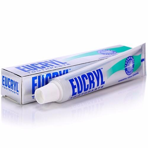 Kem trắng răng eucryl