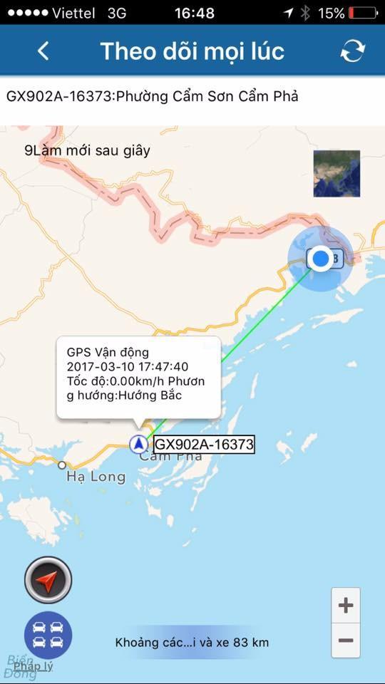 Thiết bị định vị cho oto, xe máy GPS tracker VIKOTECH 3