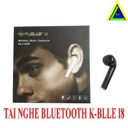 TAI NGHE BLUETOOTH K-BLLE I8