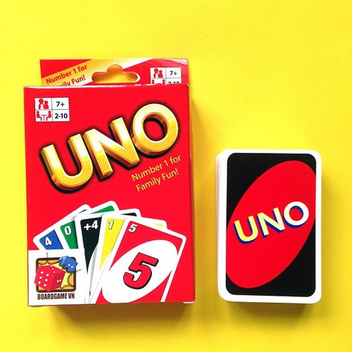 Trò chơi Board Game CBBG01 Combo UNO Battle