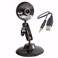 webcam sắt 6 đèn led